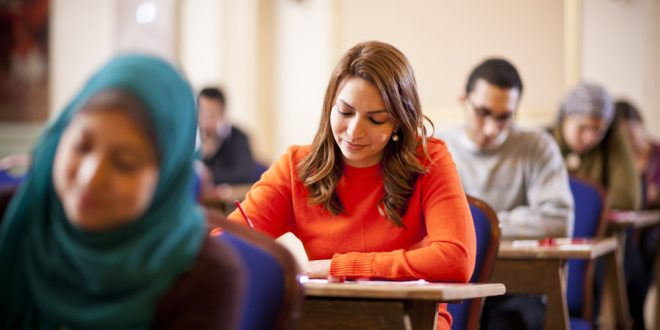 IELTS MOCK EXAM، امتحانات شبیح سازی ایلتس در موسسه زبان آرین